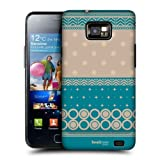 Head Case Designs Bondi Saree Hard Back Case Cover for Samsung Galaxy S2 II I9100