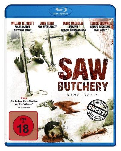 Saw Butchery [Blu-ray]