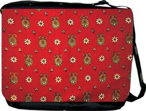 Red+Wallpaper+Design+Messenger+Bag+-+Laptop+Bag+-+School+Bag+Notebook+Bag+-+Unisex+-+Ideal+gift+for+all+occassions%21