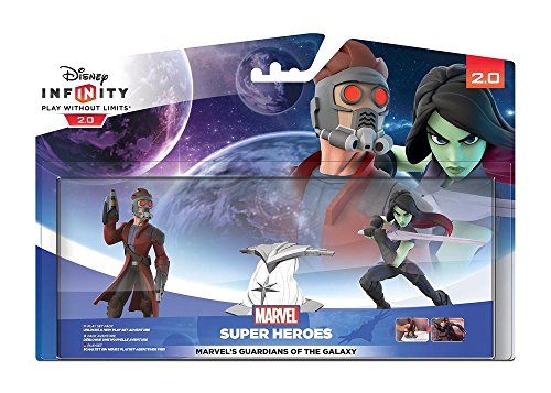 Disney Infinity 2.0 - Play Set Pack MarvelŽs Guardians Of The Galaxy