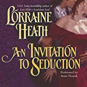 An Invitation to Seduction: Daughters of Fortune, Book 4 | Lorraine Heath