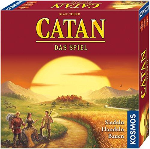 Kosmos – Catan: Das Spiel, Edition 2015 günstig als Geschenk kaufen