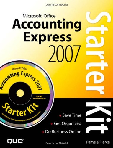 Microsoft Office Accounting Express 2007 Starter Kit