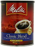 Melitta Medium Roast Coffee, Classic Blend, 22-Ounce
