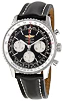Breitling Men's AB012012-BB01 NAVITIMER 01 Chronograph Watch by Breitling
