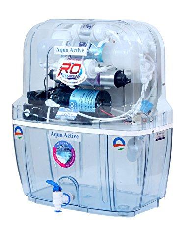 Aqua Active LX-500 Dezire RO UV UF TE TDS 15 Litre Water Purifier