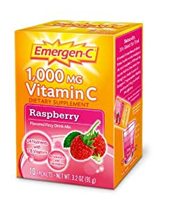 Emergen c raspberry reviews