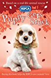 Sue Mongredien Puppy Gets Stuck (RSPCA)