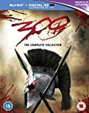 300 / 300: Rise of an Empire Double Pack [Blu-ray] [2007] [Region Free]