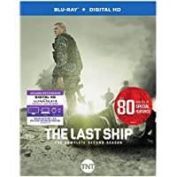 The Last Ship: Season 2 Blu-ray