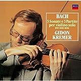バッハ:無伴奏ヴァイオリンのためのソナタとパルティータ 全曲