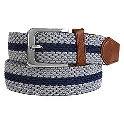 Sparky cotton strechable men's belt
