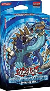 Yu-Gi-Oh Structure Deck: Realm of the Sea Emperor