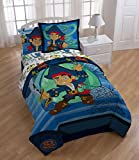 Jake and the Neverland Pirates Captain Jake Twin Comforter and Sheet Set