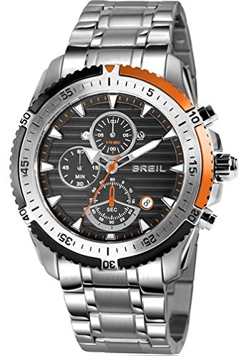 orologio cronografo uomo Breil Ground Edge trendy cod. TW1431