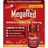 Schiff MegaRed Omega-3 Krill Oil 300 mg - 90 Softgels