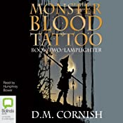 Monster Blood Tattoo # 2: Lamplighter | [D. M. Cornish]