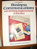 img - for Business Communications With Writing Improvement Exercises by Hemphill Phyllis D. McCormick Donald W. (1991-04-01) Paperback book / textbook / text book
