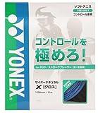 ヨネックス(YONEX) CYBER NATURAL CROSS (ソフトテニス用) ブルー CSG650X