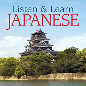 Listen & Learn Japanese | [Dover Publications]