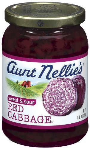 Aunt Nellie's Red Cabbage