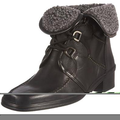 Gabor Women's Rayce Black Booties Heel 14.542.27 6 UK