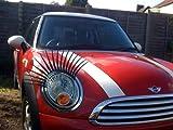 Cils voiture noire, cils pour les voitures, les nouvelles chaudes accessoires automobiles mode girly, cils voiture...