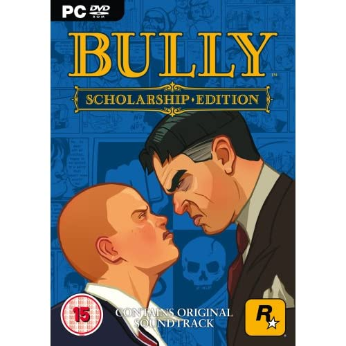 Bully Scholarship Edition-PROCYON