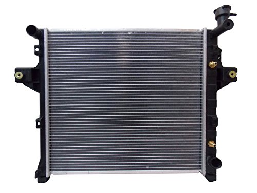 2263 RADIATOR FOR JEEP FITS GRAND CHEROKEE 4.7 V8 8CYL (02 Jeep Grand Cherokee Radiator compare prices)