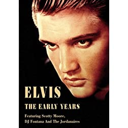 Elvis The Early Years