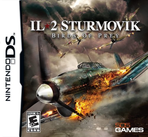 Il-2 Sturmovik Birds Of Prey - Nintendo DS - 1