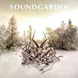 Soundgarden - King Animal Deluxe LIMITED EDITION Edition CD With 5 BONUS Tracks