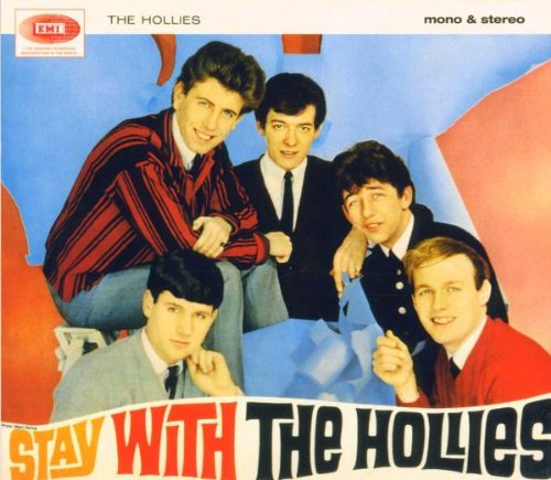 Stay with The Hollies artwork