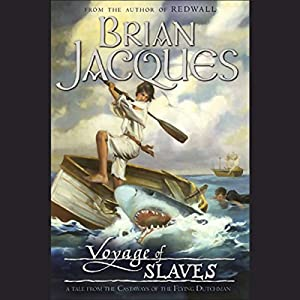 Voyage of Slaves, A Tale From Castaways of the Flying Dutchman Audiobook