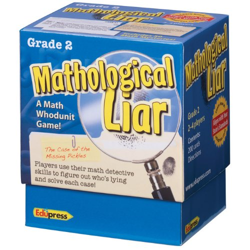Mathological Liar Game (Gr. 2)