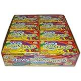 Chewy Lemonhead & Friends Fruit Candy, 0.8 Ounce Each, 24 Count