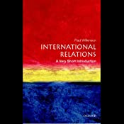 International Relations: A Very Short Introduction | [Paul Wilkinson]