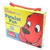 Clifford Phonics Fun Reading Program Pack 6 (12 Books) with CD クリフォードフォニックス・ボックスセット6(CD付き)