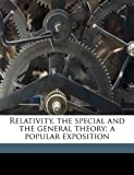 Image of Relativity, the special and the general theory; a popular exposition