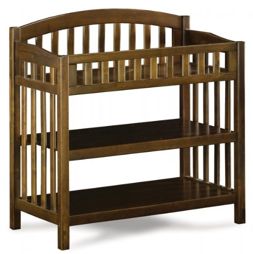 Richmond Knock Down Changing Table (Antique Walnut) (40