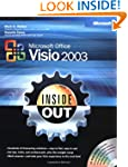 Visio 2003 Inside Out Book/CD Package...
