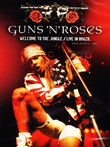 Guns 'N Roses - Welcome To The Jungle / Live In Brazil [Italian Edition]