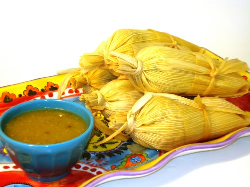 Green Corn Tamales