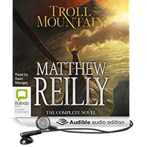 Troll Mountain: The Complete Novel (Unabridged)