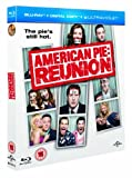American Pie: Reunion (Blu-ray + Digital Copy + UV Copy) [Region Free]