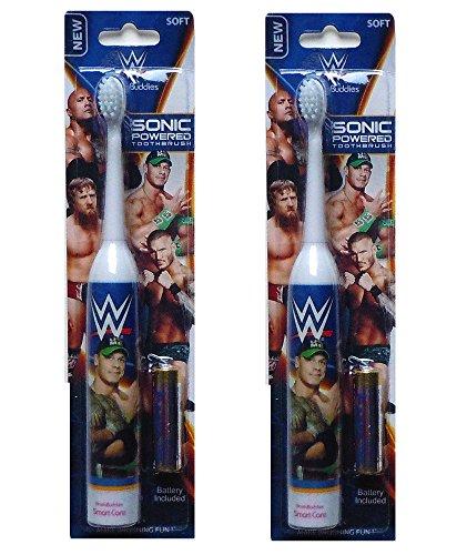 wwe-brush-buddies-sonic-powered-electric-toothbrush-2-pack