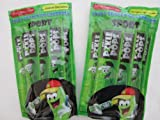 Bobs Pickle Pops - Original Dill Flavor - Sack of 6 Pops (Pack of 2 Sacks for 12 Total Pops)