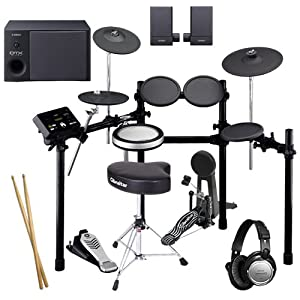 Yamaha electric drums on shoppinder for Electric drum set yamaha