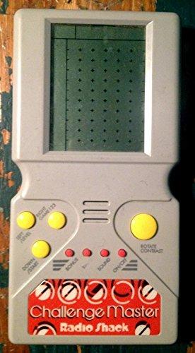 Radio Shack Challenge Master Handheld Electronic Game - 1