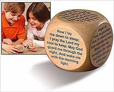 Christian Brands 108299 Prayer Cube Bedtime Prayers